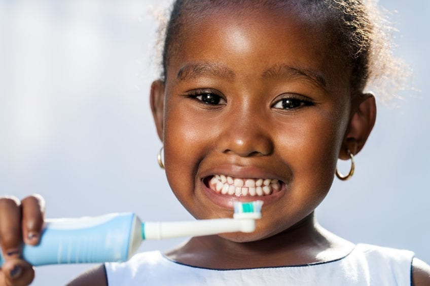 Electric Toothbrushes Offer One More Reason to Smile 2/18/19